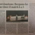 TORINO VINCE IL CAMPIONATO A BERGAMO