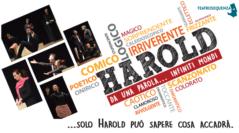 HAROLD – Da una parola infiniti mondi – Stagione 2019