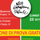 RIPARTONO I CORSI – MATCH D'IMPROVVISAZIONE TEATRALE ®